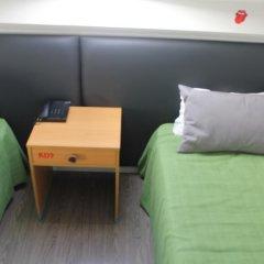 Отель Guest House Porto Clerigus 3* Стандартный номер 2 отдельные кровати (общая ванная комната)