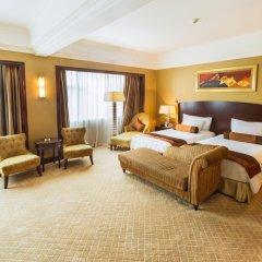Guangzhou Grand International Hotel 4* Представительский номер с различными типами кроватей фото 3