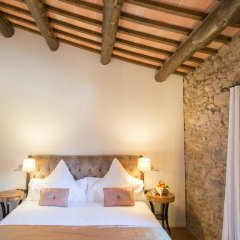 Отель La Garriga de Castelladral 4* Стандартный номер с различными типами кроватей фото 6