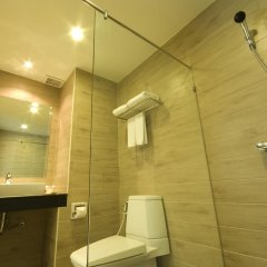 Отель Baywalk Residence Pattaya By Thaiwat 3* Стандартный номер с разными типами кроватей фото 3