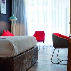 Radisson Blu Hotel, Glasgow 4* Полулюкс с разными типами кроватей фото 2