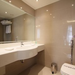 Piraeus Theoxenia Hotel 5* Стандартный номер с различными типами кроватей фото 6