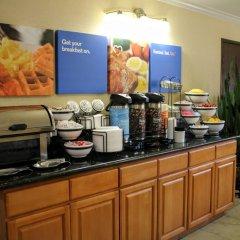 Отель Comfort Inn Near Old Town Pasadena 2* Стандартный номер с различными типами кроватей фото 2
