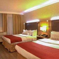 Отель GEC Granville Suites Downtown 3* Стандартный номер с 2 отдельными кроватями