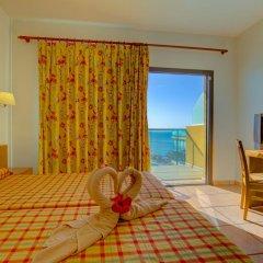 Отель SBH Club Paraíso Playa - All Inclusive 4* Стандартный номер разные типы кроватей фото 5
