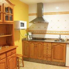 Отель Apartamentos Rurales El Riego Кудильеро в номере фото 2