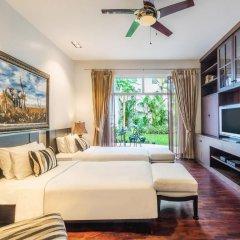 Отель Villa Amanzi Таиланд, пляж Ката - отзывы, цены и фото номеров - забронировать отель Villa Amanzi онлайн комната для гостей фото 2