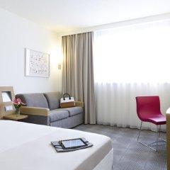 Отель Novotel Frankfurt City 4* Стандартный номер с различными типами кроватей фото 2