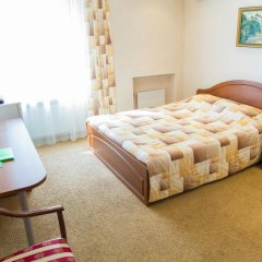 Гостиница Лотус 3* Улучшенный номер с различными типами кроватей фото 5
