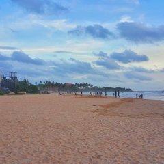Отель Sumal Villa Шри-Ланка, Берувела - отзывы, цены и фото номеров - забронировать отель Sumal Villa онлайн пляж фото 2