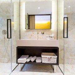 Отель Maccani Luxury Suites 4* Представительский люкс с различными типами кроватей фото 37