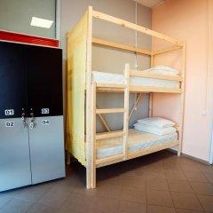 Hostel Lastochka Кровать в общем номере с двухъярусной кроватью фото 8