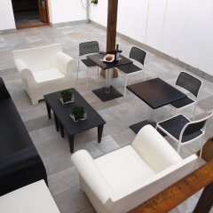 Отель Hosteria Sierra del Oso Потес интерьер отеля
