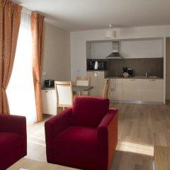 Отель Domitys Le Pont des Lumières Франция, Лион - отзывы, цены и фото номеров - забронировать отель Domitys Le Pont des Lumières онлайн комната для гостей фото 4