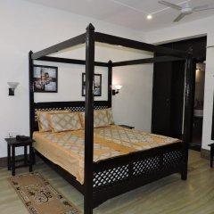 Отель Pearl Of Taj-Homestay 3* Номер Делюкс с различными типами кроватей фото 8