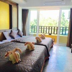 Отель Lanta For Rest Boutique 3* Стандартный номер с различными типами кроватей фото 6