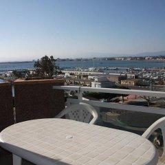 Отель Rocmar 3140 Испания, Курорт Росес - отзывы, цены и фото номеров - забронировать отель Rocmar 3140 онлайн балкон