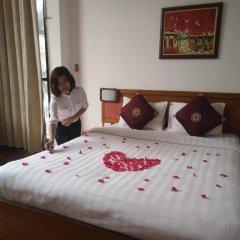 Hanoi Little Center Hotel 3* Стандартный номер двуспальная кровать