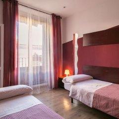 Отель Hostal La Casa de La Plaza Стандартный номер с различными типами кроватей фото 3