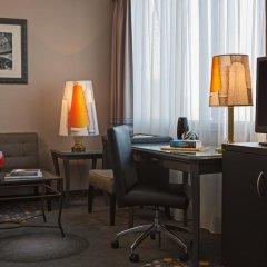 Renaissance Manchester City Centre Hotel 4* Полулюкс с двуспальной кроватью фото 3
