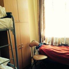 Хостел Актив Кровать в общем номере с двухъярусной кроватью фото 8