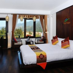 Sapa House Hotel 3* Номер Делюкс с различными типами кроватей фото 2