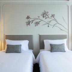 Metropole Hotel Phuket 4* Улучшенный номер с двуспальной кроватью