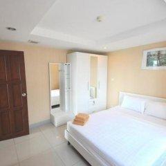 Отель The Paradise Residence Condo 1 Таиланд, Паттайя - отзывы, цены и фото номеров - забронировать отель The Paradise Residence Condo 1 онлайн комната для гостей фото 2