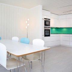 Отель Gamlebyen Hotell- Fredrikstad 3* Люкс с различными типами кроватей фото 4