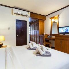 Отель Jang Resort 3* Улучшенный номер двуспальная кровать фото 5