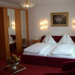 Отель Bergers Sporthotel 4* Стандартный номер с двуспальной кроватью
