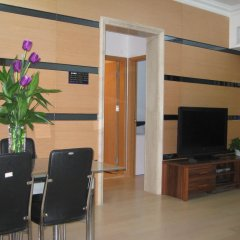 Апартаменты She & He Service Apartment - Huifeng Люкс повышенной комфортности с различными типами кроватей фото 4