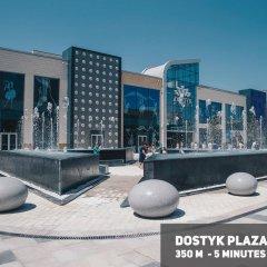 DimAL Hostel Almaty фитнесс-зал