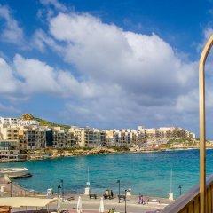 Отель Electra Guesthouse Мальта, Зеббудж - отзывы, цены и фото номеров - забронировать отель Electra Guesthouse онлайн пляж