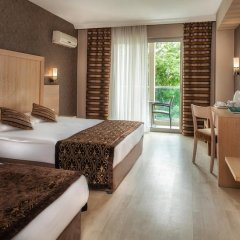 Отель Sultan of Side - All Inclusive 4* Стандартный номер фото 3