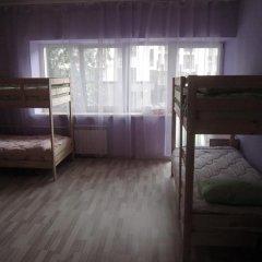Double Plus Hostel Novoslobodskaya Кровать в женском общем номере