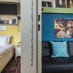Lloyd Hotel 3* Улучшенный номер фото 3