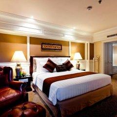 Отель Royal Princess Larn Luang 4* Люкс с различными типами кроватей фото 5
