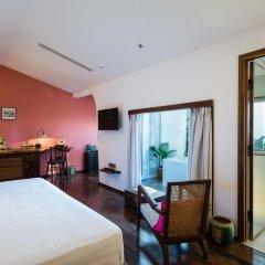 Отель The Myst Dong Khoi 5* Стандартный номер с различными типами кроватей фото 10