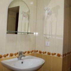 Гостиница Де Париж в Анапе 3 отзыва об отеле, цены и фото номеров - забронировать гостиницу Де Париж онлайн Анапа ванная