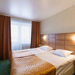 Гостиница Охтинская 3* Стандартный номер с двуспальной кроватью фото 5