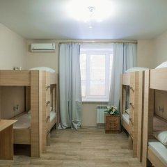 Гостиница ОК Кровать в мужском общем номере с двухъярусными кроватями фото 6