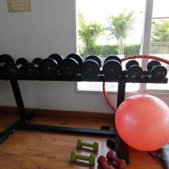 Kt Mansion & Hotel Бангкок фитнесс-зал фото 2
