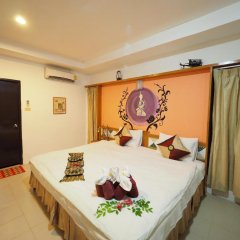 Отель Lanta Palace Resort And Beach Club 3* Бунгало с различными типами кроватей