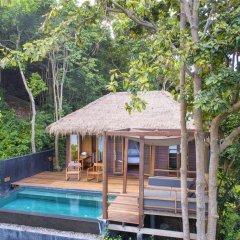 Отель Haadtien Beach Resort 4* Вилла с различными типами кроватей фото 11