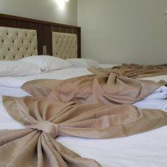 Miroglu Hotel 3* Стандартный семейный номер с двуспальной кроватью фото 15