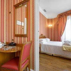 Hotel Gambrinus 4* Стандартный семейный номер разные типы кроватей фото 5