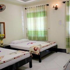 Отель Hoang Nga Guest House 2* Стандартный номер с различными типами кроватей