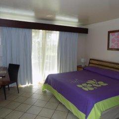 Hotel Maitai Polynesia 3* Стандартный номер с различными типами кроватей фото 3