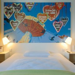 B&b Hotel München City-west Мюнхен комната для гостей фото 4